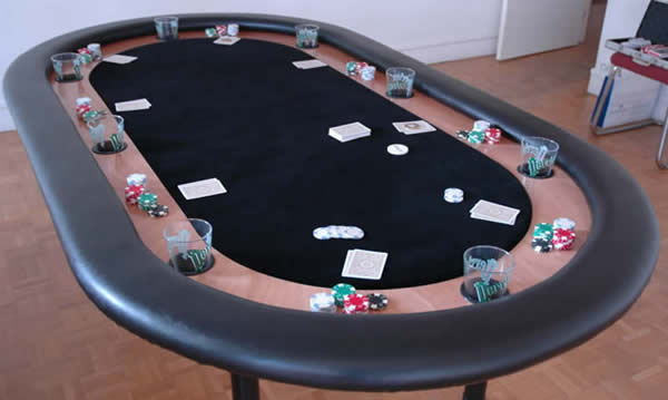 Fabriquer sa table de poker pas cher poker strategy cash game